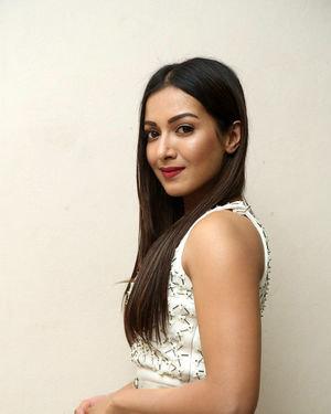 Catherine Tresa At Vadaladu Movie Pre-release Event Photos | Picture 1689707