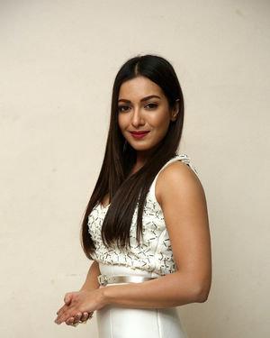 Catherine Tresa At Vadaladu Movie Pre-release Event Photos | Picture 1689709