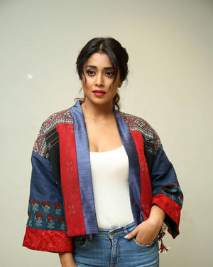 Shriya Saran - Raja Varu Rani Varu Songs Launch Photos | Picture 1689950
