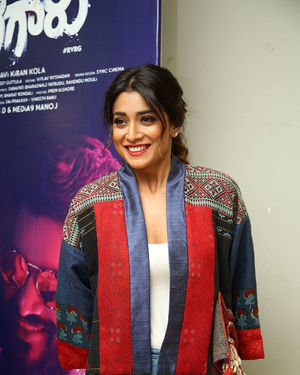 Shriya Saran - Raja Varu Rani Varu Songs Launch Photos | Picture 1689936