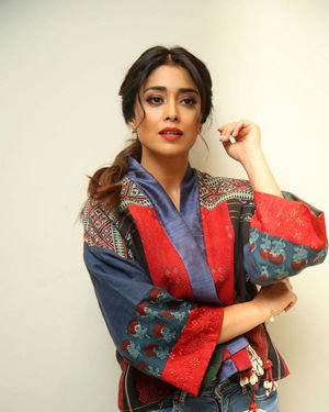 Shriya Saran - Raja Varu Rani Varu Songs Launch Photos | Picture 1689934