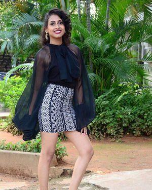 Nitya Naresh - Operation Gold Fish Movie Trailer Launch Photos | Picture 1690126