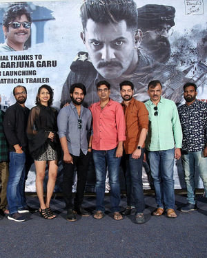 Operation Gold Fish Movie Trailer Launch Photos | Picture 1690149