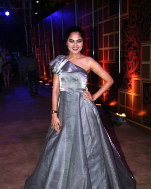 Suhasini (Telugu) - Zee Kutumbam Awards 2019 Photos