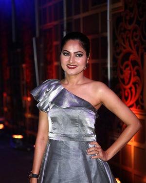 Suhasini (Telugu) - Zee Kutumbam Awards 2019 Photos