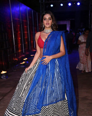 Nidhhi Agerwal - Zee Kutumbam Awards 2019 Photos | Picture 1690214
