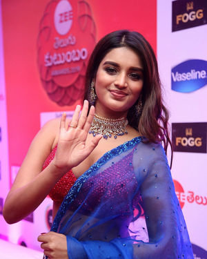 Nidhhi Agerwal - Zee Kutumbam Awards 2019 Photos | Picture 1690233