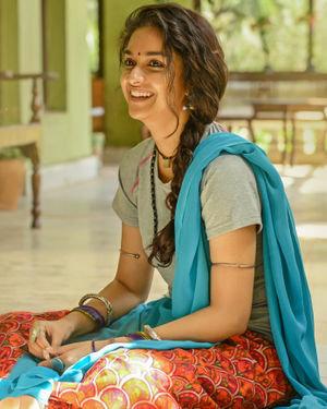 Keerthy Suresh Stills From Nagesh Kukunoor Movie
