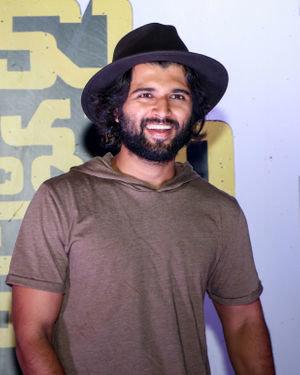 Vijay Devarakonda - Meeku Maathrame Chepta Team Party Photos