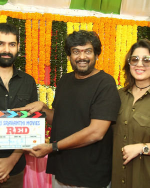 Red Telugu Film Opening Photos | Picture 1695626