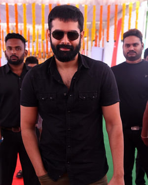 Ram Pothineni - Red Telugu Film Opening Photos | Picture 1695623