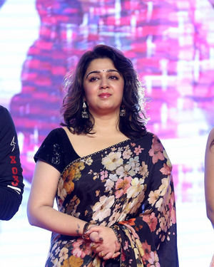 Charmy Kaur - Meeku Maathrame Chepta Pre Release Event Photos