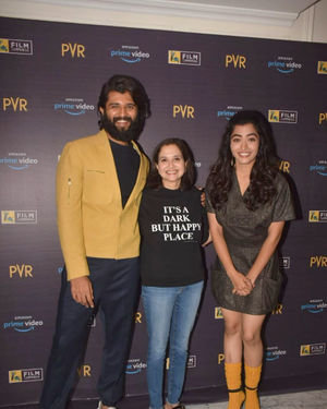 Dear Comrade' Special Screening In Mumbai Photos | Picture 1679991