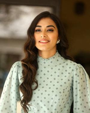 Stefy Patel - Ninnu Thalachi Movie Press Meet Photos