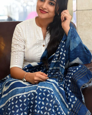 Priyanka Arul Mohan - Gangleader Movie Press Meet Photos | Picture 1681261