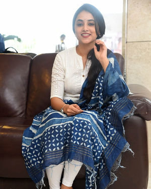 Priyanka Arul Mohan - Gangleader Movie Press Meet Photos | Picture 1681263