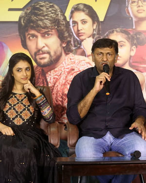 Gangleader Movie Press Meet Photos | Picture 1681610