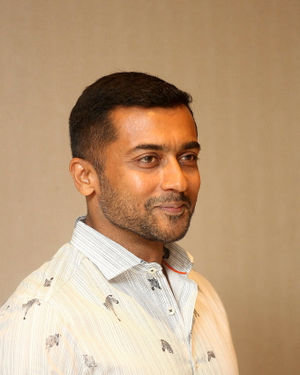 Surya Interview For Bandobast Photos