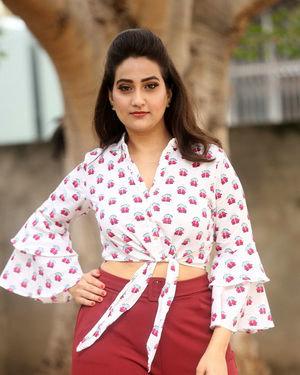 Manjusha - Tenali Ramakrishna BA BL Movie Trailer Launch Photos