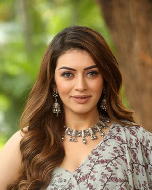 Hansika Motwani - Tenali Ramakrishna BA BL Movie Trailer Launch Photos