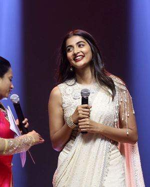 Pooja Hegde - Valmiki Movie Pre Release Event Photos | Picture 1682133