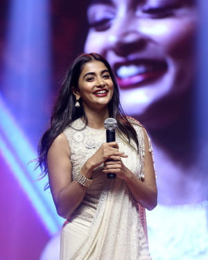 Pooja Hegde - Valmiki Movie Pre Release Event Photos | Picture 1682134