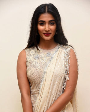Pooja Hegde - Valmiki Movie Pre Release Event Photos | Picture 1682236