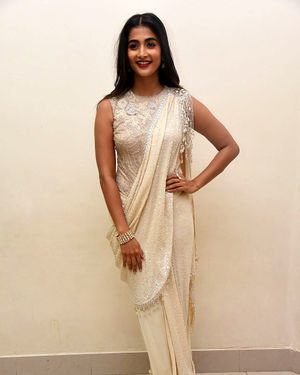 Pooja Hegde - Valmiki Movie Pre Release Event Photos | Picture 1682232