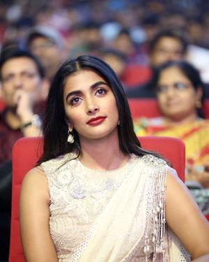 Pooja Hegde - Valmiki Movie Pre Release Event Photos | Picture 1682090