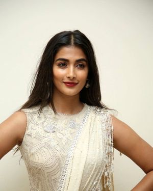 Pooja Hegde - Valmiki Movie Pre Release Event Photos | Picture 1682244
