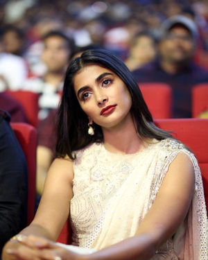 Pooja Hegde - Valmiki Movie Pre Release Event Photos | Picture 1682111