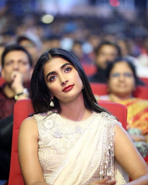 Pooja Hegde - Valmiki Movie Pre Release Event Photos | Picture 1682089