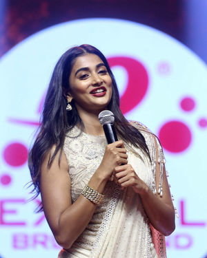 Pooja Hegde - Valmiki Movie Pre Release Event Photos | Picture 1682136