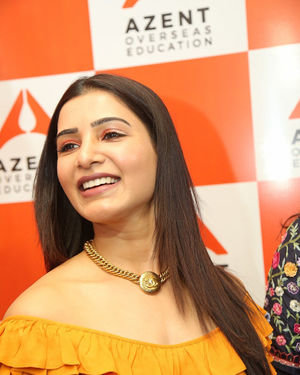 Samantha Akkineni - AZENT Overseas Education Hyderbad Center Launch Photos | Picture 1682664