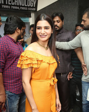 Samantha Akkineni - AZENT Overseas Education Hyderbad Center Launch Photos | Picture 1682659