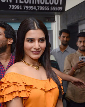 Samantha Akkineni - AZENT Overseas Education Hyderbad Center Launch Photos | Picture 1682674