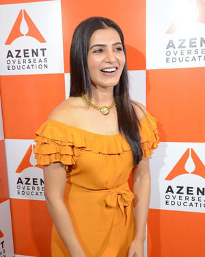 Samantha Akkineni - AZENT Overseas Education Hyderbad Center Launch Photos | Picture 1682682