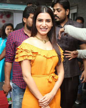 Samantha Akkineni - AZENT Overseas Education Hyderbad Center Launch Photos | Picture 1682658