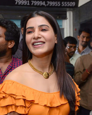 Samantha Akkineni - AZENT Overseas Education Hyderbad Center Launch Photos | Picture 1682675