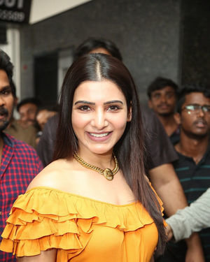 Samantha Akkineni - AZENT Overseas Education Hyderbad Center Launch Photos | Picture 1682660