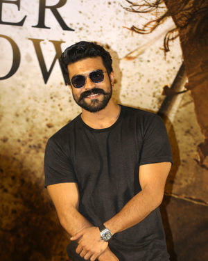 Ram Charan Teja - Sye Raa Narasimha Reddy Movie Trailer Launch Photos | Picture 1683339