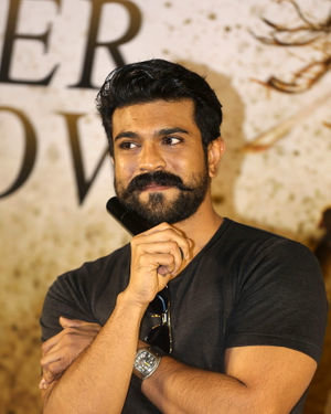 Ram Charan Teja - Sye Raa Narasimha Reddy Movie Trailer Launch Photos | Picture 1683370