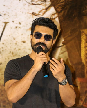 Ram Charan Teja - Sye Raa Narasimha Reddy Movie Trailer Launch Photos | Picture 1683343