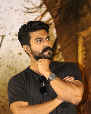 Ram Charan Teja - Sye Raa Narasimha Reddy Movie Trailer Launch Photos | Picture 1683356