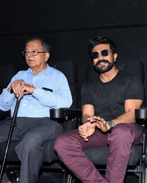 Sye Raa Narasimha Reddy Movie Trailer Launch Photos