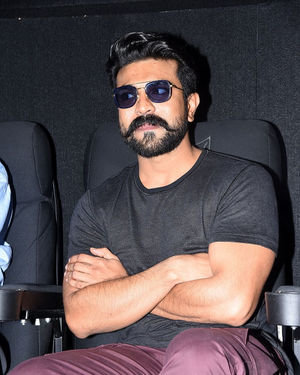 Ram Charan Teja - Sye Raa Narasimha Reddy Movie Trailer Launch Photos | Picture 1683367