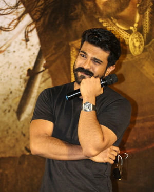 Ram Charan Teja - Sye Raa Narasimha Reddy Movie Trailer Launch Photos | Picture 1683349