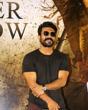 Ram Charan Teja - Sye Raa Narasimha Reddy Movie Trailer Launch Photos | Picture 1683342