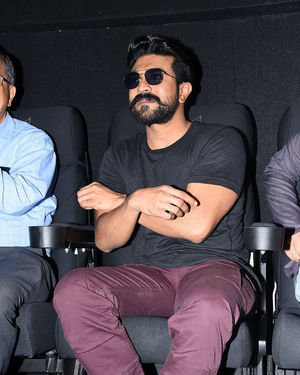 Ram Charan Teja - Sye Raa Narasimha Reddy Movie Trailer Launch Photos | Picture 1683366