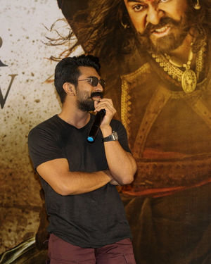 Ram Charan Teja - Sye Raa Narasimha Reddy Movie Trailer Launch Photos | Picture 1683347